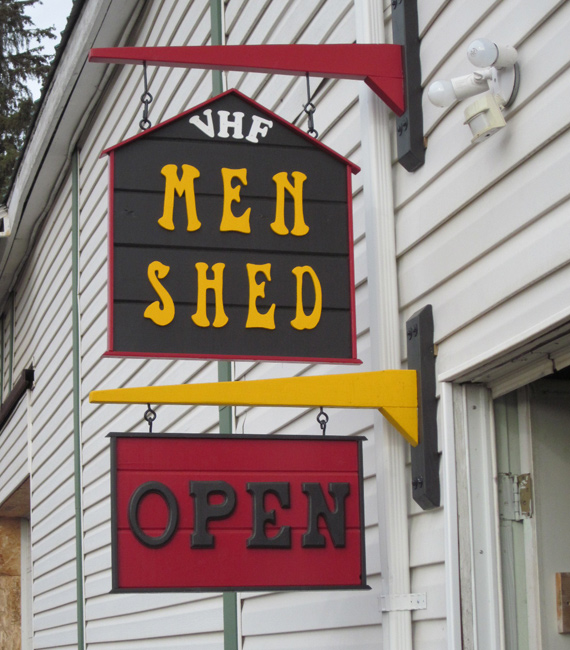 Vanderhoof Men's Shed