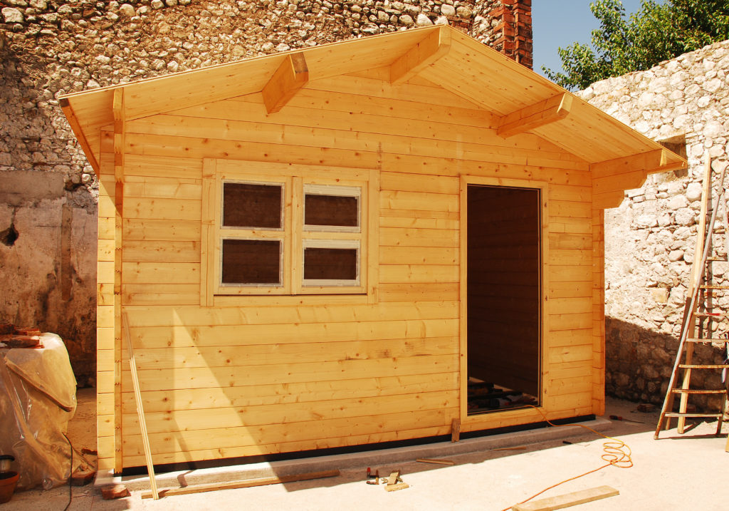 Build Your Own Utility Shed – Men's Sheds Canada